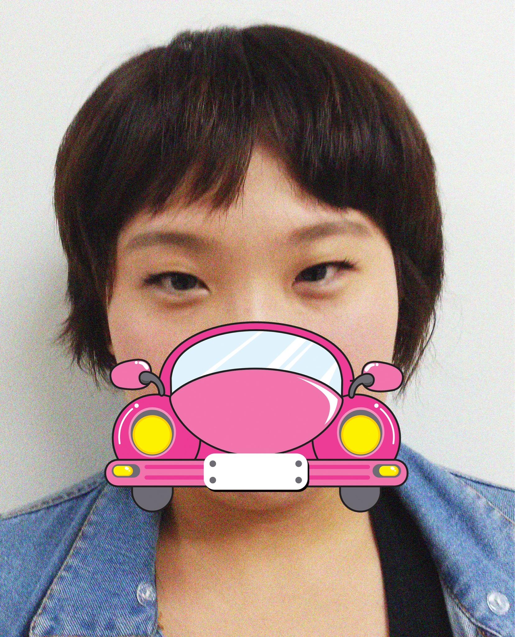 我花了260万韩币在韩国做了双眼皮之后每天都在照镜子