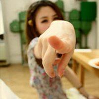 牵你(り左手