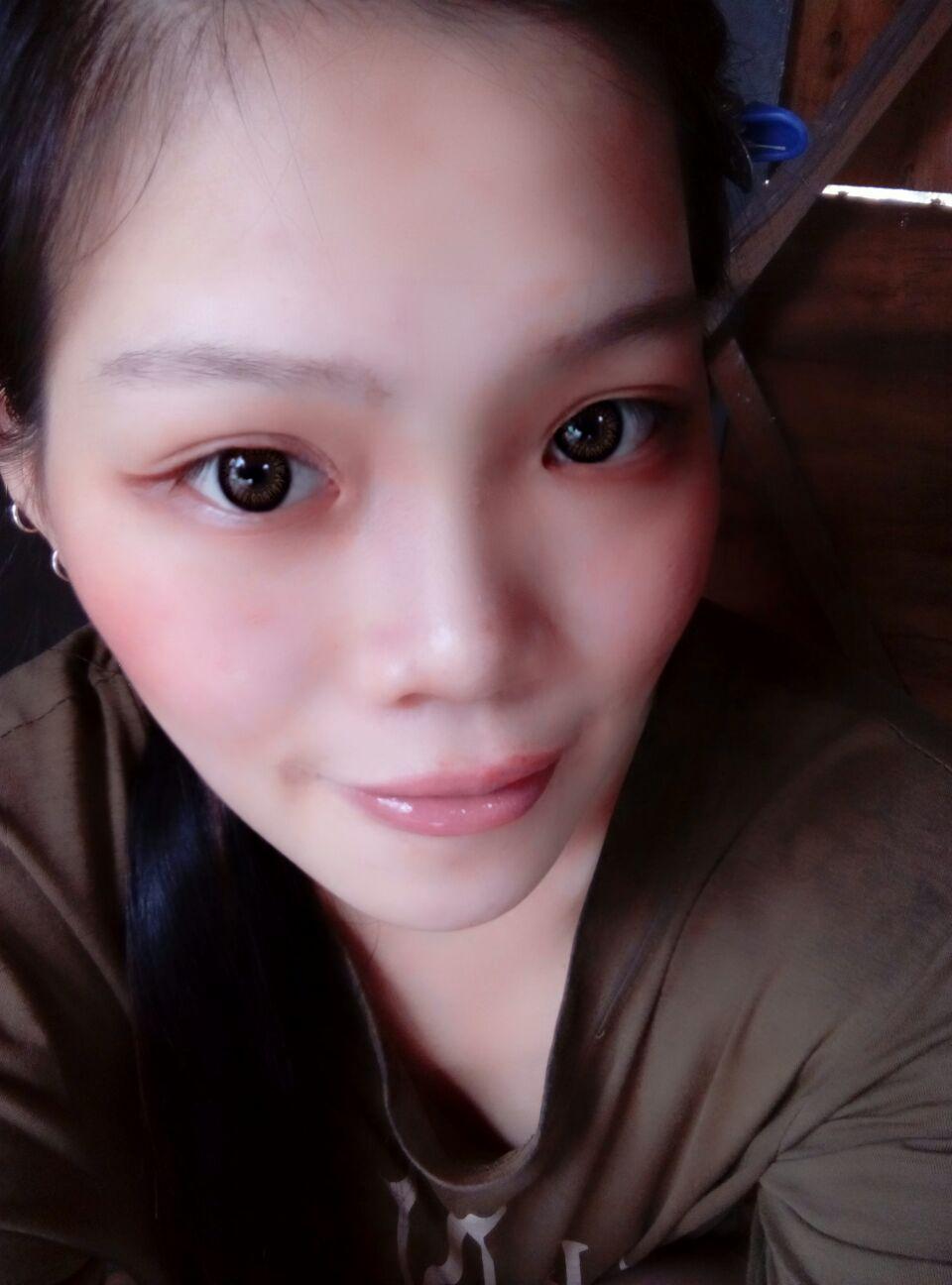 埋线双眼皮手术后多久才能化妆?今天画了一个自然妆,应该没有什么影响吧。