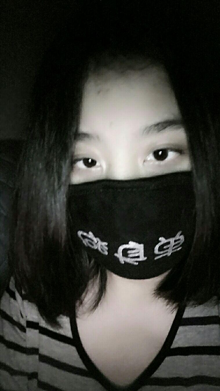 内眦赘皮怎么办,眼睛怎么能变的漂亮呢?口罩是不是很有意思,哈哈