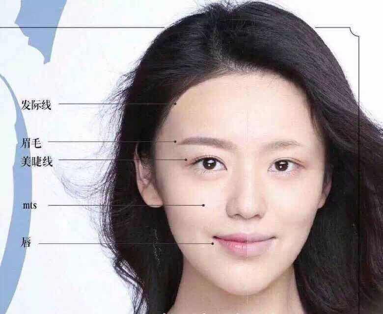 半长期定妆眉能维持多久,半长期定妆术有了解的吗?