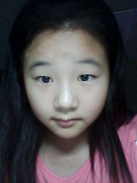 八字眉怎么办,大家看看我的眼睛眉毛要怎么做,朱淼kljy
