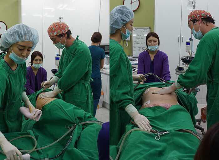 韩国吸脂手术,有那么一天,这世上所有的女性都自信地穿上比基尼。