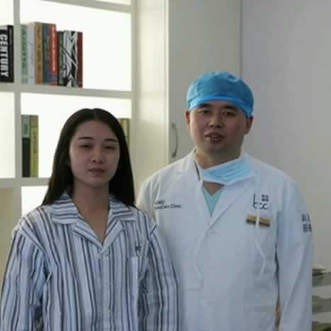 假体隆胸手术带来的改变,效果棒棒哒。