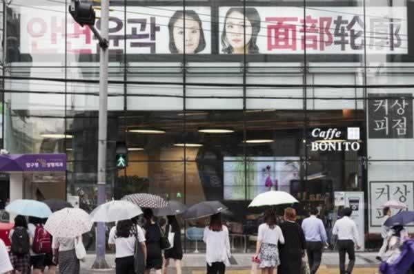 火速围观: 仁川机场要建整形医院了