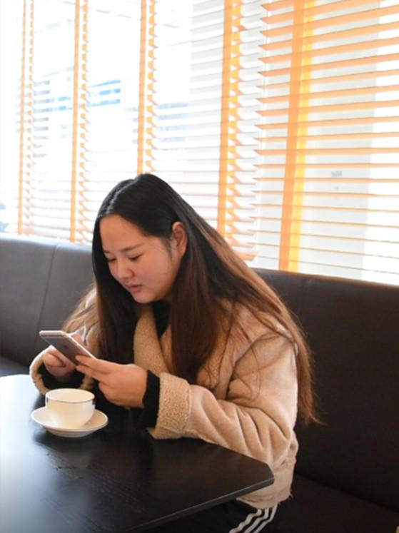 在上海薇琳医疗美容医院做完吸脂减双下巴术后,脸变得精致好多