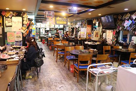 韩国首尔大学路 Pork land 烤肉店你最不应该错过的一家店