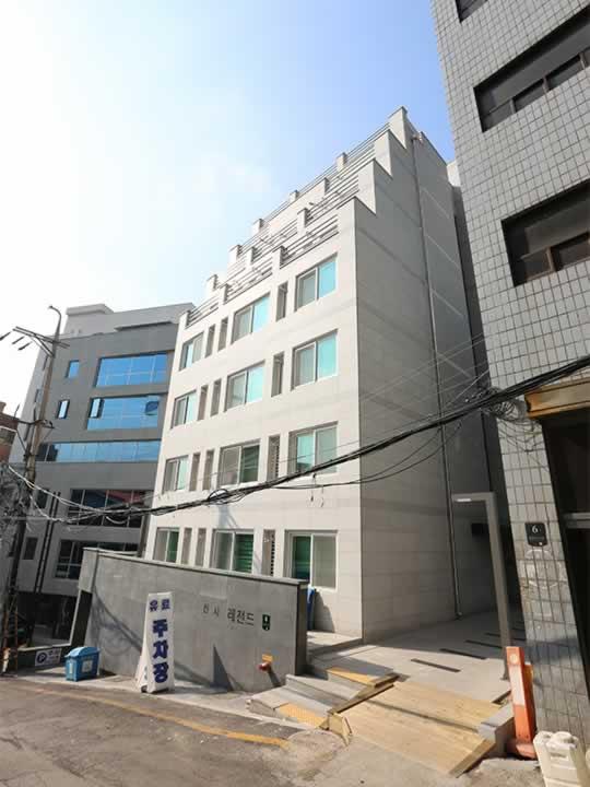 在首尔整形一条街能让你体验到家的感觉的旅馆