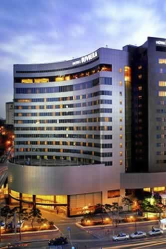 来韩国纯真整形医院整形强烈推荐的四星级酒店