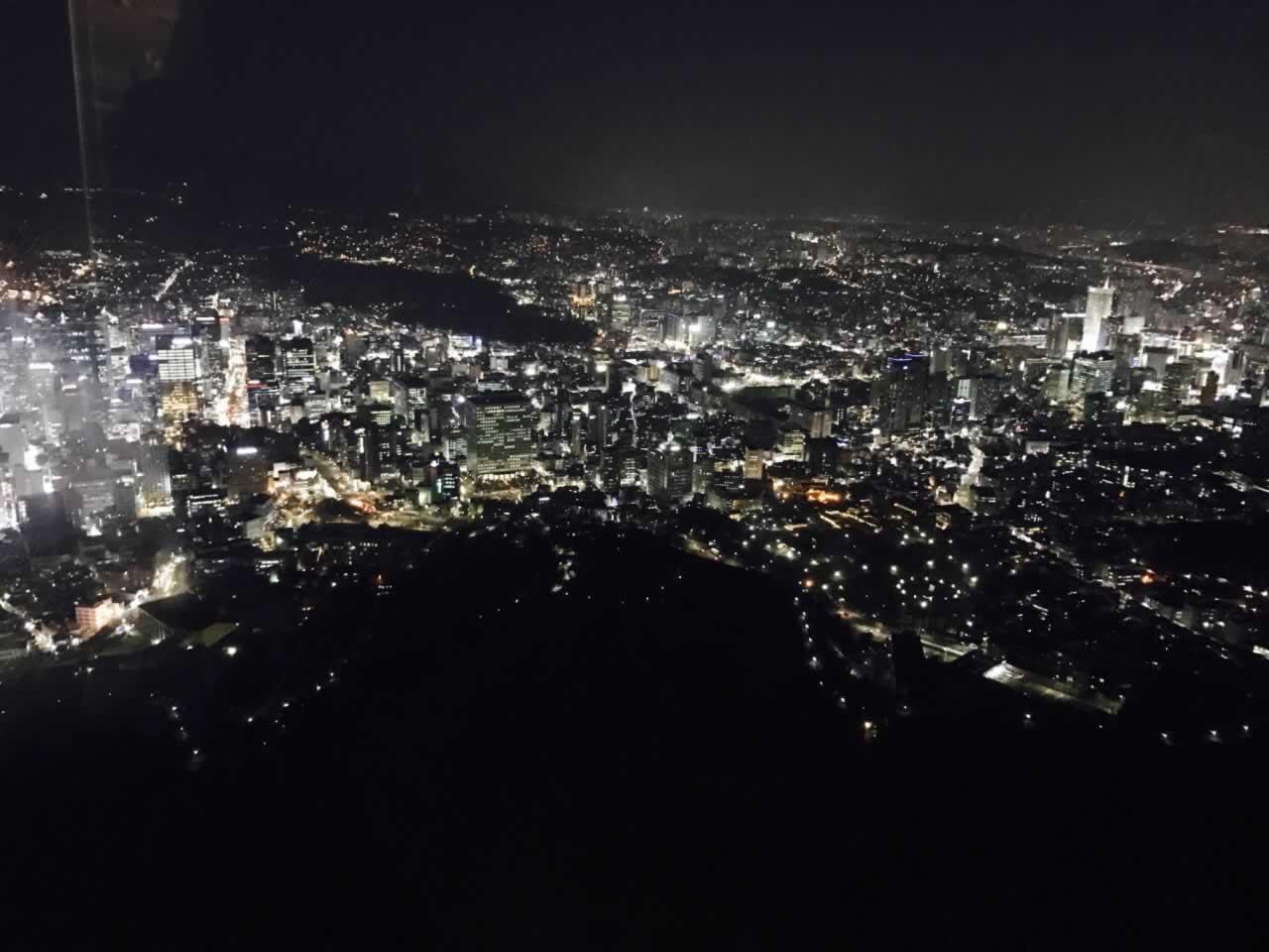 韩国术后旅游必去之地N首尔塔,去首尔必去的景点之一