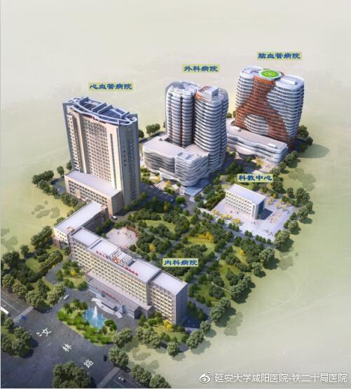 延安大学咸阳医院整形科好吗地址哪条路?