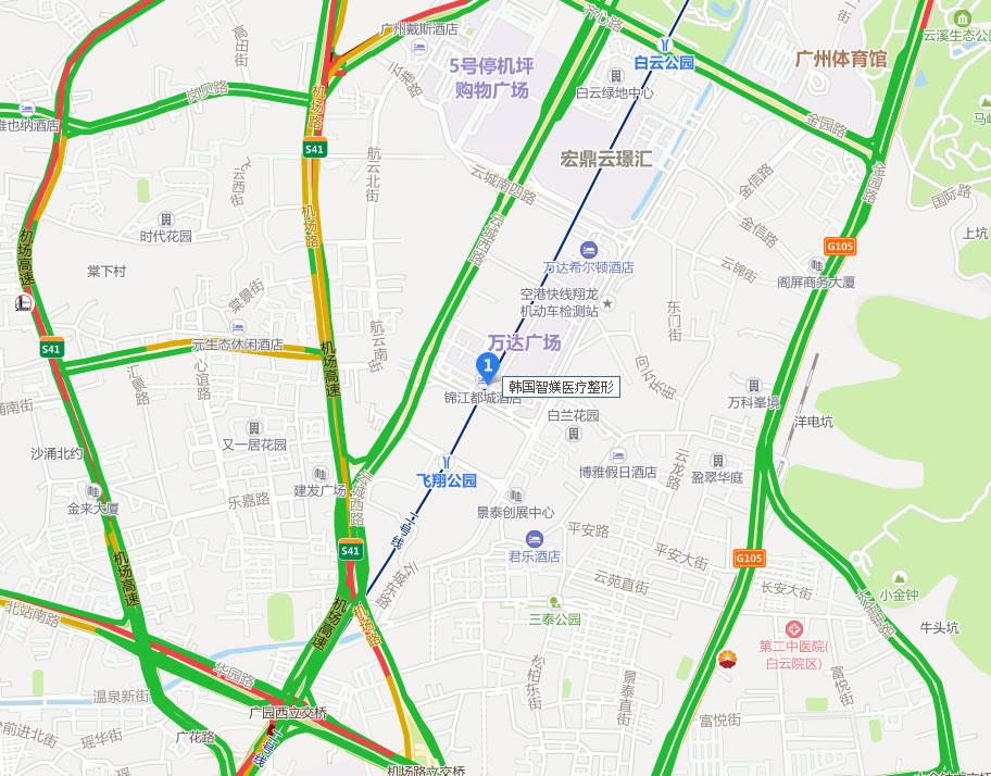 广州智媄整形医院好吗地址哪条路?