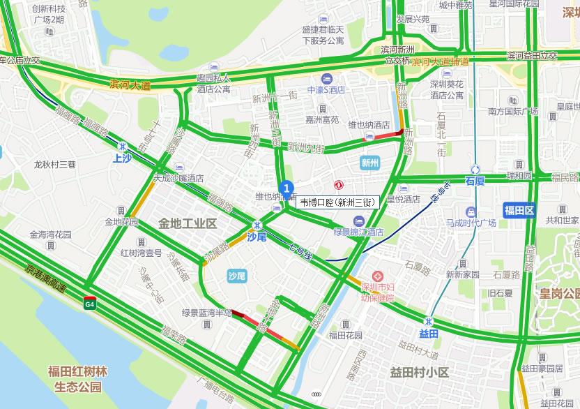 深圳韦博口腔医院好吗地址哪条路?