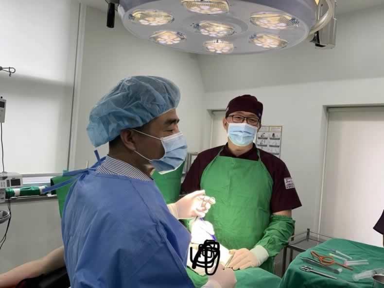国外男性增粗怎么治疗?韩国试探他医院最专业!