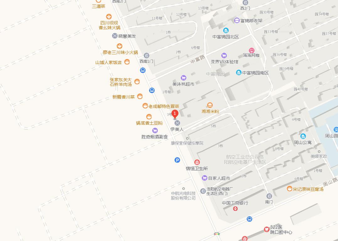 洛阳九龙口腔门诊部好吗地址哪条路?