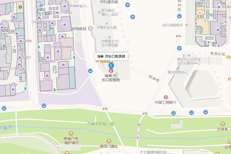 济南济东口腔医院怎么样地址哪条路?