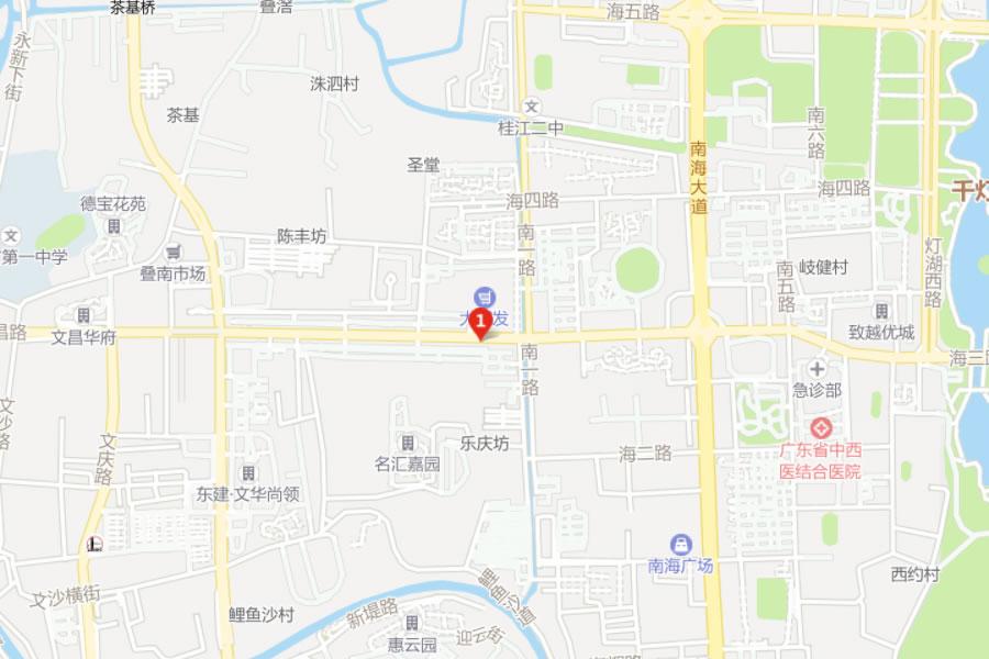 佛山广大口腔门诊部怎么样地址哪条路?