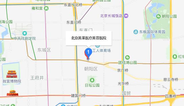北京美莱医疗美容医院好吗地址哪条路?
