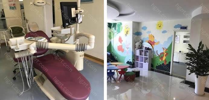 江西上饶市维乐阳光口腔医院地址位于:江西省上饶市信州区恒基中心188号