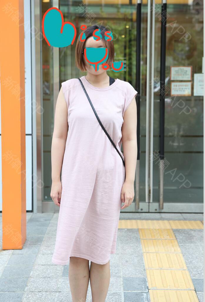 我的好身材就是找韩国365吸脂医院通过腰腹部吸脂吸出来的哦