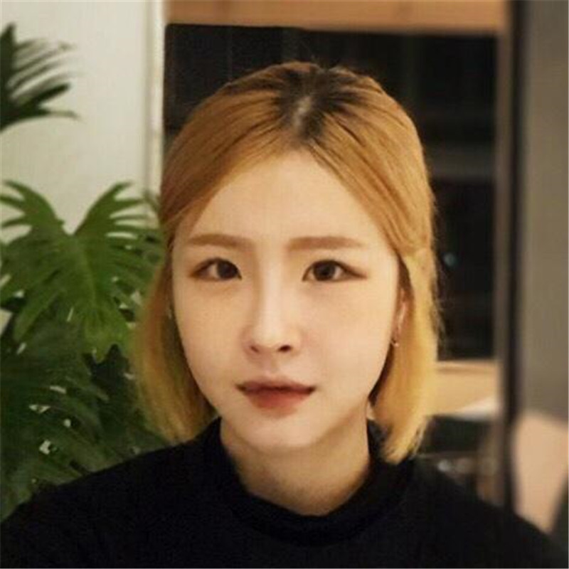 每次去都能看到很多韩国小哥哥小姐姐过去咨询复查