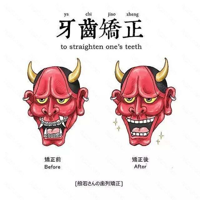 1、矫正可以改善牙齿不齐