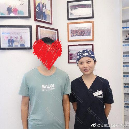 他们家的郭淑苹医生做牙齿矫正在当地也是比较出名的