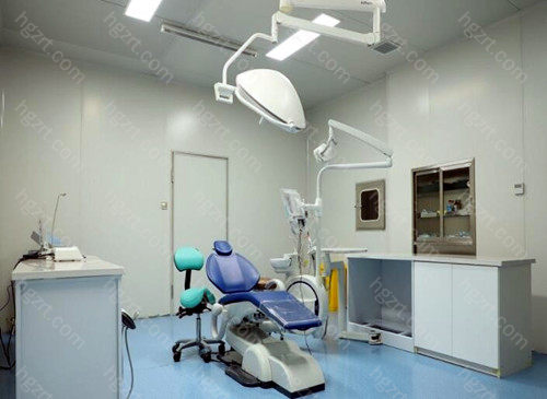 像洗牙、种植牙、矫正、牙齿美白等在他家都可以做