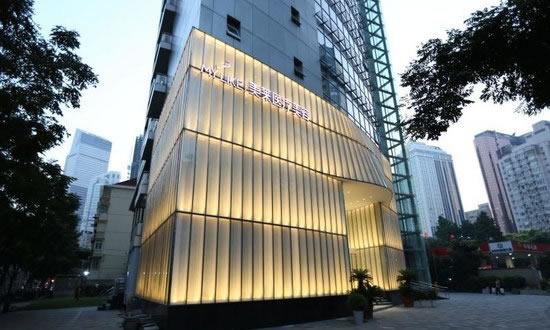 上海美莱医疗美容门诊部医院外景