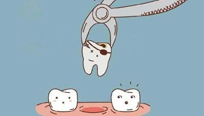 牙齿矫正拔牙