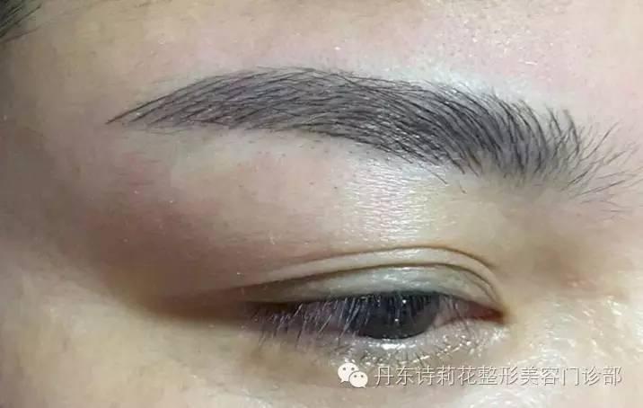 纹眉需要多少钱?