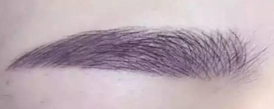 韩式半长期纹眉好么?