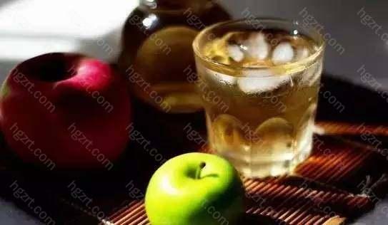 醋能改善皮肤的血液循环