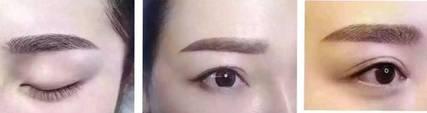 半长期的眉毛大约能维持多久?