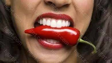大家都知道使用刺激食物可使得求美者出现燥热、出汗等反应