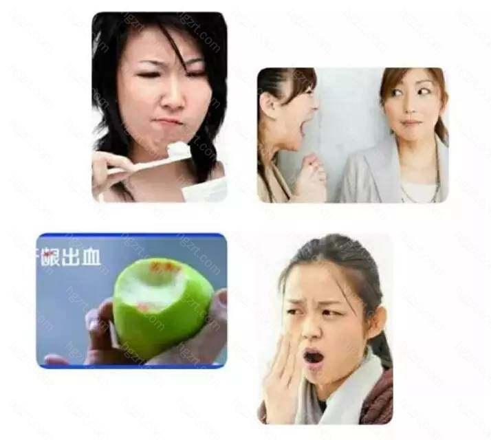 惯早晚刷牙及使用牙线清洁牙缝
