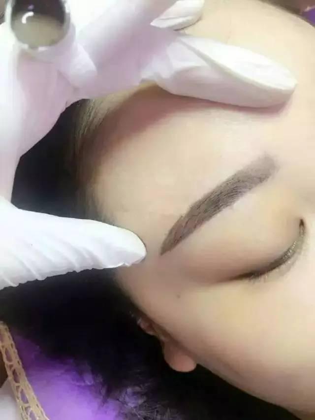 韩式半长期纹眉效果如何?