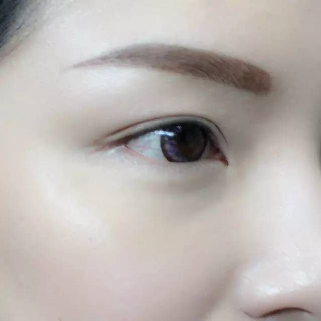 纹眉和眼线后变淡怎么办?