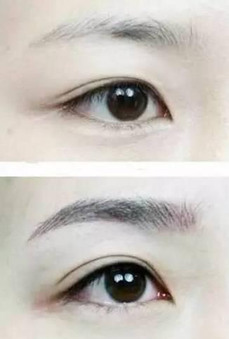 美瞳线美睫线一起做|眉毛一变,江山一片!眼线一纹,勾人消魂!