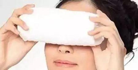做完双眼皮后到底是冷敷还是热敷呢?